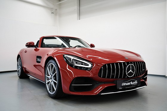 MERCEDES-AMG GT !S! ROADSTER-M.2020 MODELL 2020=FACELIFT & PERFORMANCE ABAGAS - Markeli-Automobile-München