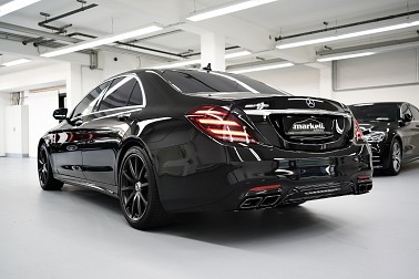 Bild 2: Mercedes-amg S 63 4matic+ Long  AMG EXKLUSIV-PAKET&drivers package + burmester high-end 3d