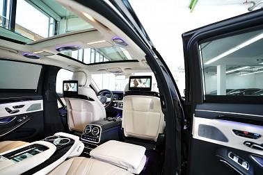 Bild 1: Mercedes-amg S 63 4matic+ Long  AMG EXKLUSIV-PAKET&drivers package + burmester high-end 3d