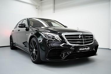 Bild 0: Mercedes-amg S 63 4matic+ Long  AMG EXKLUSIV-PAKET&drivers package + burmester high-end 3d