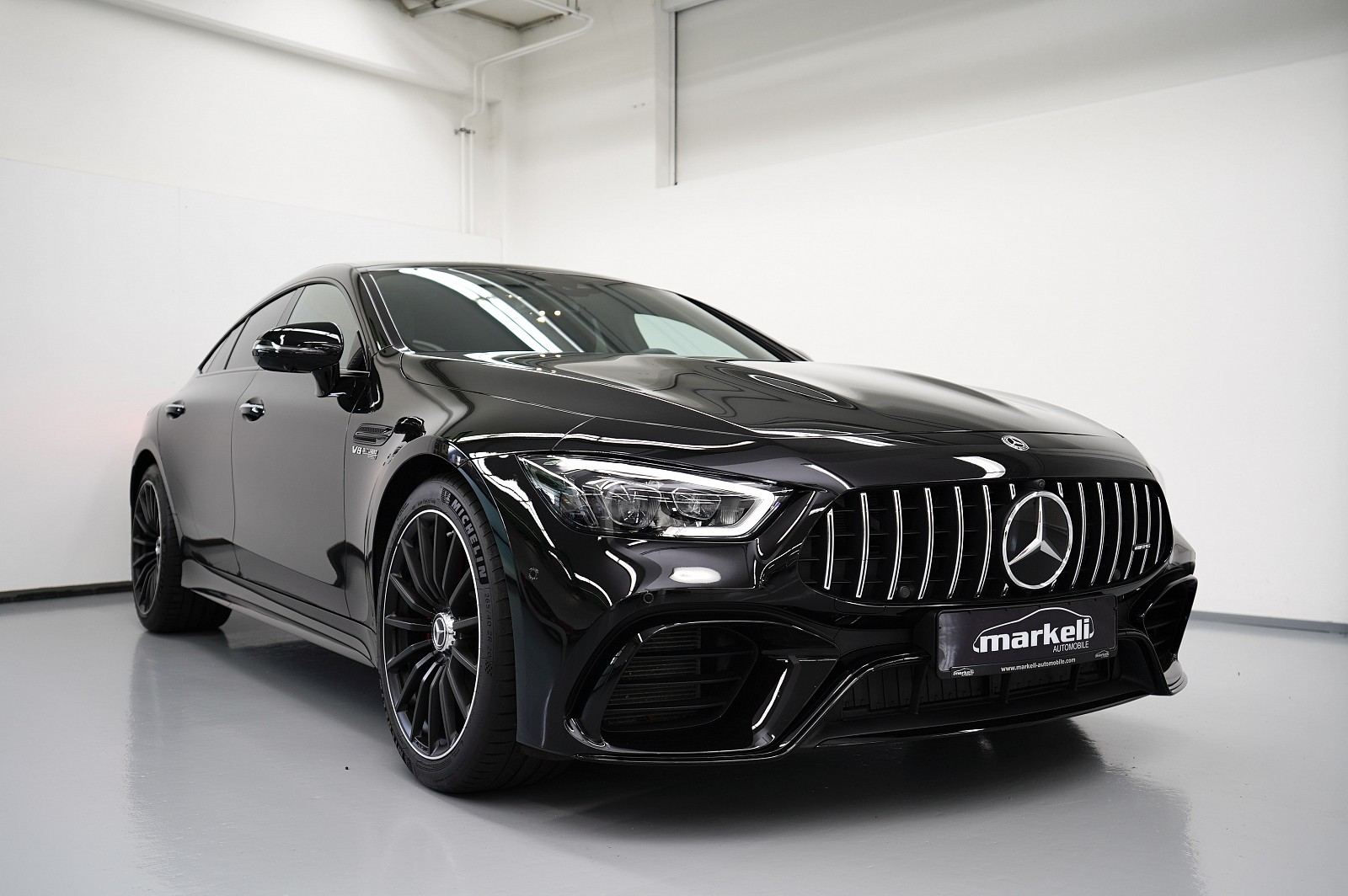 Mercedes-amg gt 63 4matic+ AMG NIGHT - PAKET + panoramadach + tv