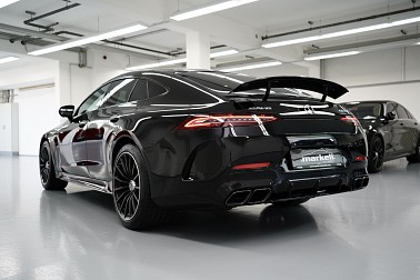 Bild 1: Mercedes-amg gt 63 4matic+ AMG NIGHT - PAKET + panoramadach + tv
