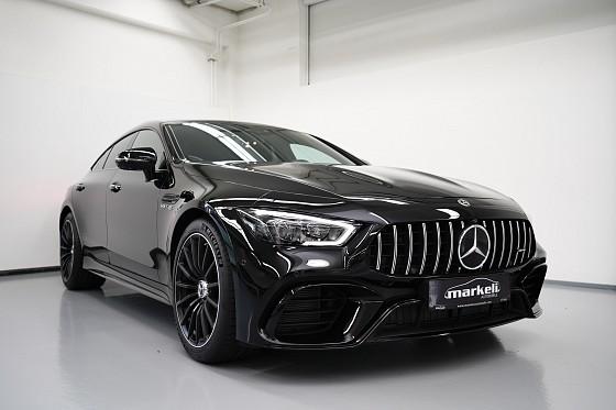 Mercedes-amg gt 63 4matic+ AMG NIGHT - PAKET + panoramadach + tv - Markeli-Automobile-München
