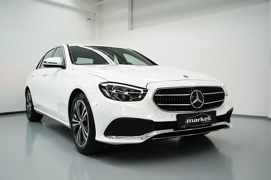 Mercedes-benz e 200 d !m.2021! mbux high-end-paket - 2X AVANTGARDE - Markeli-Automobile-München
