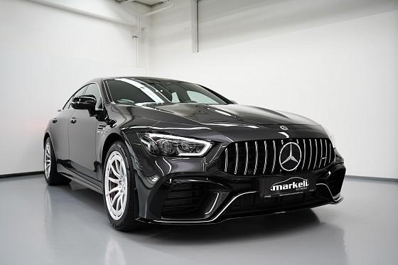 mercedes-amg gt 63 4matic+ !Model 2021! !!! M.2021- km 4.400 !!! AMG AERODYNAMIK & CARBON PAKET !!! - Markeli-Automobile-München